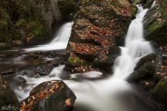 Petite cascade du tendon (Romain BRUOT Photographies) Tags: waterfall cascade automne autumn water vosges france