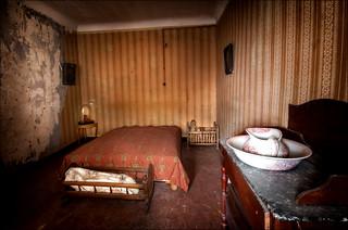 Les appartements de la petite comtesse. / The young countess apartment.