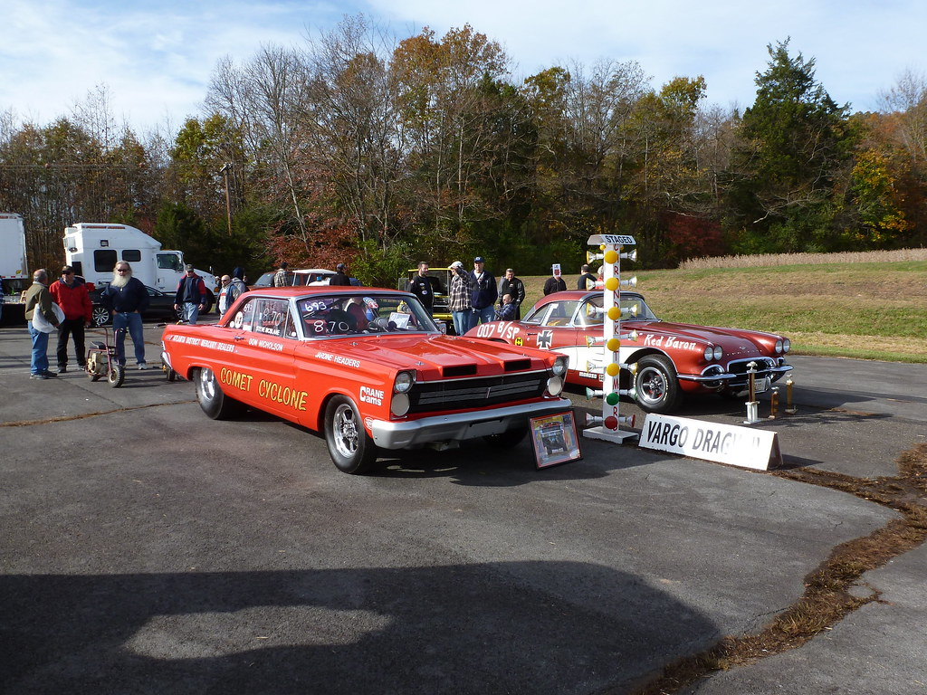 Vargo Dragway Car Show