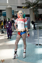 LA Los Angeles Comic Con 2017 Cosplay LACC (V Threepio) Tags: harleyquinn suicidesquad dccomics batman 2017 35mm cosplay eventphotography lacc losangelescomiccon sonya6000 sonyalpha vthreepiophotography costume photography vthreepio unedited unretouched
