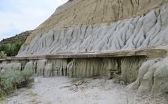 Squaw Butte, Badlands, North Dakota (lotosleo) Tags: badlands northdakota nd landscape butte outdoor rocks crossamerica2017 squawbutte скуабьют бедленд нортдакота