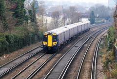377509. (wagn1) Tags: britishrailclass377 class377 electricmultipleunit emu electrostar bombardiertransportation adtranz southernrailway southern thameslink govia goviathameslinkrailway trains