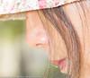 Bobo Portrait 100% Crop - D850 (Pexpix) Tags: hat portrait 132power tree fillinflash bobo outdoor nikonsb900 trees d850 攝影發燒友
