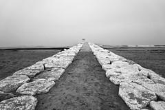 Venice, November 2017 -38, Lido (Miroirs Sans Memoirs) Tags: venice venezia nebbia mist misty