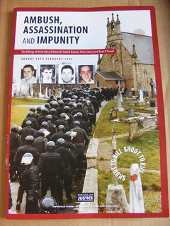 RFJ - Relatives for Justice Publication - Shoot To Kill - Clonoe Killings