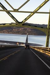 2017-01-23 The road ahead! (Mary Wardell) Tags: road highway bridge columbiariver astoria oregon washington canon 60d