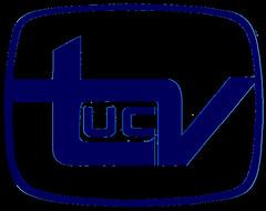 Universidad Católica de Chile Televisión (Hoy: Canal 13) 📡 (Azul) (hernánpatriciovegaberardi (1)) Tags: universidad católica de chile television tvuc uctv tetera logo 1979 1980 1981 1982 1983 1984 1985 1986 1987 1988 1989 1990 1991 1992 1993 1994 1995 1996 1997 1998 1999 canal 13
