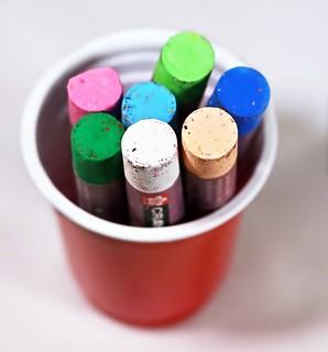 Oil Pastel Sticks
