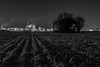A Barn For Trees (Rob Pitt) Tags: eastham oil refinery at night wirral blackwhite canon 750d cheshire barn