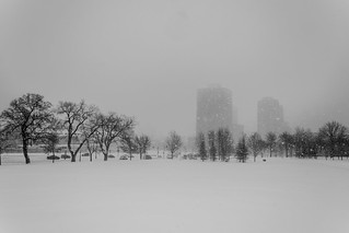 Mont-Royal Snow 2