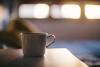 At 17 o'clock (w a n d e r e r ▲) Tags: d610 50f14 coffee break time sun vsco priime bokeh dof shallowdepth mug ikea