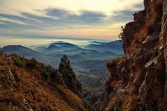 Strada delle 52 Gallerie (JOP-76) Tags: italy italien militärstrase dolomiten berg himmel landschaft fels wandern schee urlaub