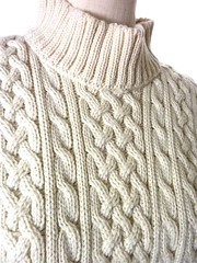 Aran fisherman turtleneck wool sweater (Mytwist) Tags: aran aranstyle aranjumper aransweater authentic arran bulky cream ivory irish ireland dublin fashion fetish fisherman fuzzy unisex wool warm woolfetish winter wolle woolfreaks design donegal fishermansweater grobstrick handgestrickt handcraft handknit heritage vintage vouge velour viking retro pullover passion pulli love laine timeless traditional woolen cabled craft classic cables chunky cable modern outfit knitted pure callan countrycollection madeinireland sweater tn tneck turtleneck