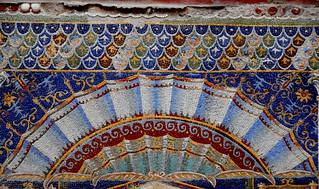 Shell - Glass Mosaic of