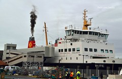 MV Bute (Zak355) Tags: rothesay isleofbute bute scotland scottish mvbute calmac ferry riverclyde smoke ship boat vessel