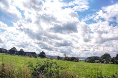 Panorama a Burtonville avec vue sur Cahay et bonalfa (RenaudWarnotte) Tags: burtonville paysage hdr panorama neuvillehaut