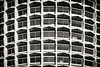 (Delay Tactics) Tags: london architecture windows concrete brutal brutalist brutalism black white bw curved grid