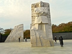 Martin Luther King Jr.  - Listen below: (Shein Die) Tags: dc monuments memorial african