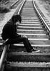 Waitin for a Train 2 (collaredinboots1) Tags: emo converseallstarhigh chucks
