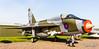 English Electric Lightning T.5 (wells117) Tags: englishelectriclightning ltf militaryjet newark newarkairmusuem t5 englishelectric fighterjet jetfighter lightning military militaryaviation supersonic supersonicjet trainer xs417