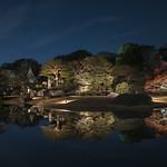 六義園 I ● 中之島と大泉水 thumbnail
