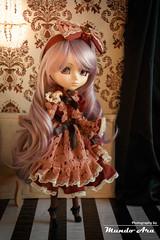 Mei Mei, Pullip Suigintou (Mundo Ara) Tags: mei pullipsuigintou doll groove suigintou pullip leeke wig