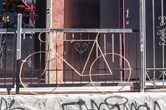 BIKE ME (sil301184) Tags: nyc highline ilovebeautifulthings ilovebeautifulthingsbeautifulthings newyork november thelineapartment nychighlinei love beautiful thingsilovebeautiful things thingsnew yorknovemberthe line apartmenturban nycurban artai wei weiautumnviewsohostreet photonovember sunstaircaseszaha hadidmodern architecturenew york by gherygheryapartmentsoho lightsoho nyfire exitusailoveny