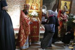 63. Первое богослужение в храме г.Святогорска 30.09.2014