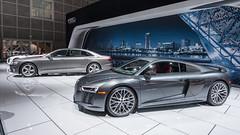 Audi R8 V10 Plus (ccmonty) Tags: 2017laautoshow audi audir8v10plus conventioncenter dtla laautoshow laas losangeles losangelesconventioncenter autoshow automobile car cars downtownlosangeles vehicle california unitedstates