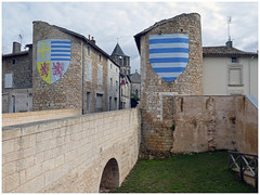 Lusignan,ville médiévale. (abac077) Tags: lusigan vienne 86 medieval moyenage middleage poitou france