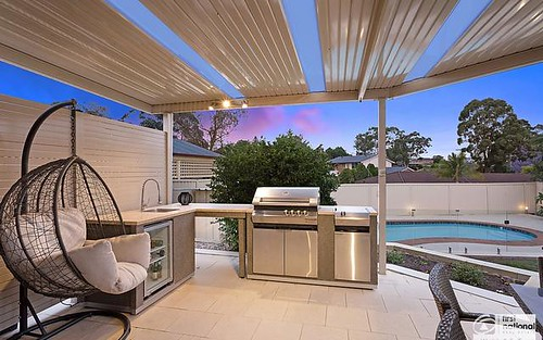 25 Jerome Ave, Winston Hills NSW