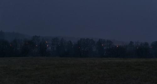 Last evening of november