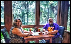 10/23/17 - The Middleton Place Plantation Restaurant (CubMelodic23) Tags: october 2017 vacation trip history historic hdr plantation charleston southcarolina charlestonsc themiddletonplaceplantation restaurant food selfportrait me dave friend amy
