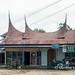 Minangkabau rumah gadang architecture