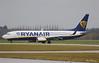 Ryanair 737-800 EI-FTO (birrlad) Tags: stansted stn airport london uk aircraft aviation airplane airplanes airline airliner airlines airways arrival arriving landing landed runway boeing b737 b738 737 737800 7378as ryanair eifto