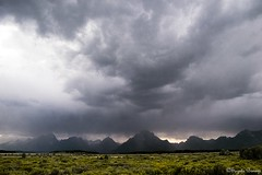Storm Brewing (Joy Forever) Tags: grandtetonnationalpark tetons storm clouds wyoming mountains