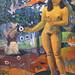 Terre délicieuse de P. Gauguin (Grand Palais, Paris)
