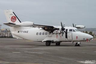 Air Express Algeria --- Let L-410 Turbolet --- 7T-VAE