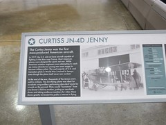 "Curtiss JN-4D Jenny 48 • <a style=""font-size:0.8em;"" href=""http://www.flickr.com/photos/81723459@N04/38246806082/"" target=""_blank"">View on Flickr</a>"