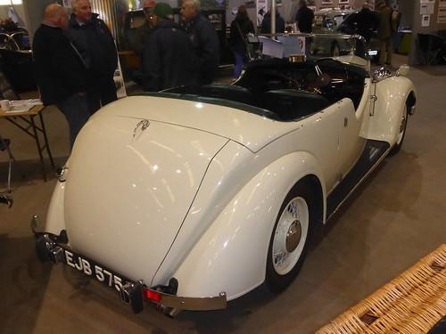 Rover 12 Tourer (1948)