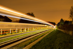 V1 (jonathancoombes) Tags: v1 v2 guided busway first leigh manchester nightphotography explore transport buses bus