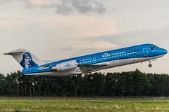 KLM Cityhopper PH-KZU (TO) (U. Heinze) Tags: aircraft airlines airways flugzeug haj hannoverlangenhagenairporthaj eddv nikon nikon28300mm