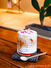 玫瑰拿鐵 (紅襪熊(・ᴥ・)) Tags: 時差 jetlag 時差jetlag 家常蒸釀豆腐飯 杞子蒸雞腿飯 貝果 玫瑰拿鐵 拿鐵 latte food cafe olympus omd em1 m43 micro43 microfourthirds olympusem1 zuiko 1454