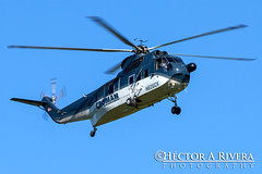 N626CK (Hector A Rivera Valentin) Tags: n626ck croman corp s61 guayama off airport puerto rico sikorsky helicopter