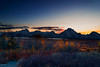 Grand Teton National Park (bcdixit) Tags: wyoming grandtetonnationalpark d750 nikon nikond750 tetonrange sunset willowflatsoverlook