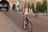 Museumplein - Amsterdam (Netherlands) (Meteorry) Tags: europe nederland netherlands holland paysbas noordholland amsterdam amsterdampeople candid museumplein zuid south sud museumkwartier guy male boy man student étudiant bike vélo bicyclette bicycke shorts rijksmuseum sneakers trainers skets baskets converse allstars chucks chucktaylor eyecontact august 2017 meteorry