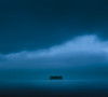 alone in the fog (Anthony White) Tags: calshot england unitedkingdom gb blue sky clouds seascape slta77v still sonyslt