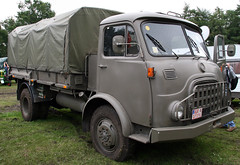 Steyr army truck (Schwanzus_Longus) Tags: army german germany horse military powerful steyr truck vehicle work bockhorn 680m austria austrian fahrzeug auto outdoor laster old classic vintage lorry flatbed coe cab over engine