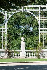 ARNAGA JARDIN-011 (MMARCZYK) Tags: villa arnaga france pays basque jardin ogrod 64 pyrénéesatlantiques nouvelleaquitaine cambolesbains à la française