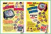 Kellogg's Raisin Bran & Pep - Picture Rings  1951 (StarRunn) Tags: cereal kelloggs 1950s premium baberuth